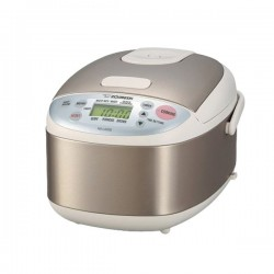 ZOJIRUSHI FUZZY LOGIC RICE COOKER NS-LAQ05-XA