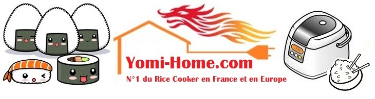 Yomi-Home | N°1 Cuiseur de Riz en France et en Europe